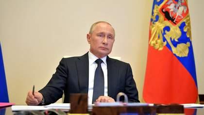 Путін хоче переписати правила гри, або На хвилі пандемії