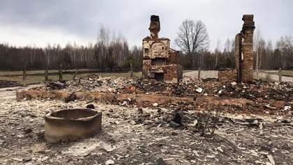 Кабмін виділив гроші на житло для постраждалих від пожеж на Житомирщині