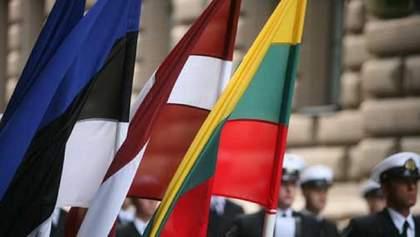 Страны Балтии откроют внутренние границы с 15 мая