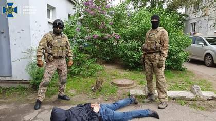 СБУ спіймала агента ФСБ: він збирав дані про розробку українських ракет – відео