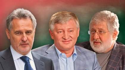 Коломойський – інженер, а Пінчук – металург: хто за фахом українські олігархи