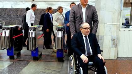 Только после решения правительства: Кернес передумал открывать метро Харькова с 12 мая