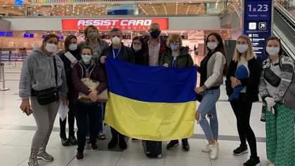 9 украинцев эвакуировали из Аргентины: они были вынуждены возвращаться через Турцию