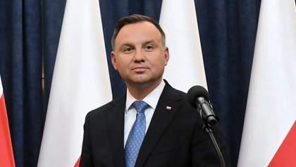 Через коронавірус у Польщі таки перенесуть вибори президента