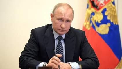 """Кровавый убийца и захватчик: как Путина отметили """"Пулитцером"""""""