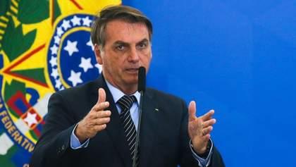 Вирус придумали СМИ: заявления президента Бразилии и кризис