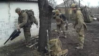 Російські вбивці на Донбасі: штаб ООС оприлюднив докази роботи снайперів ФСБ – відео