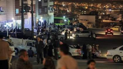 В Ірані стався потужний землетрус, є жертви: фото