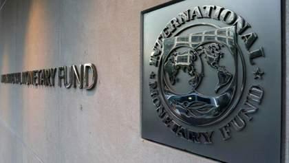 МВФ держит украинскую власть на коротком поводке