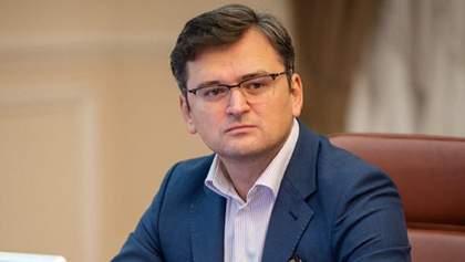 Канал по лінії Єрмак – Козак дозволяє шукати рішення щодо Донбасу, – Кулеба