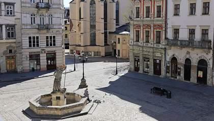 Ослабление карантина во Львове: что откроют уже с 11 мая