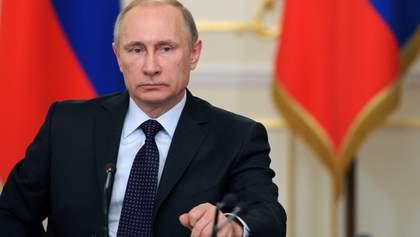 Австрійський телеканал показав привітання Путіна з 75-ою річницею звільнення Європи від нацизму