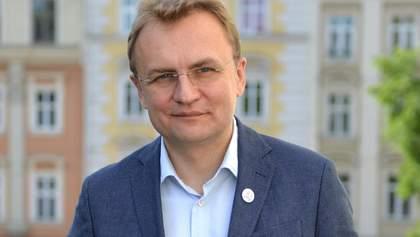 Львов готов быть пилотным городом, – Садовый к Саакашвили о его Комитете реформ