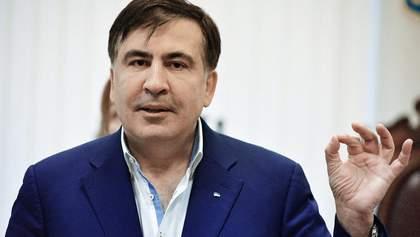 Зеленский ждет моих идей и внимательно слушает, – Саакашвили о разговоре с президентом