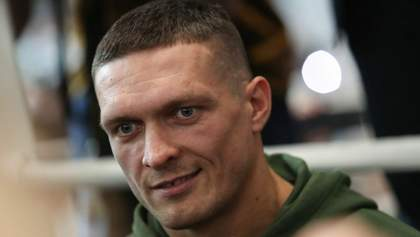 Усик принял вызов на бой, коронавирус у украинского футболиста: новости спорта 11 мая