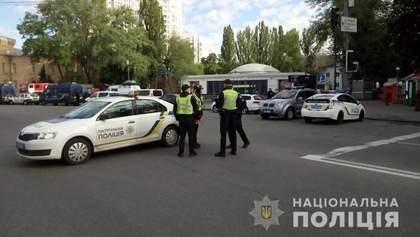 Полиция Киева усилила меры безопасности на 9 мая, часть улиц перекрыли: фото