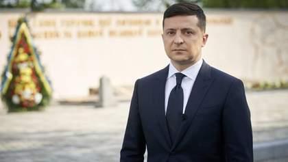 Дзвони пам'яті, перемоги, миру та єдності встановлять у 4 містах України, – Зеленський