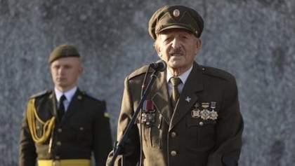 Умер Олесь Гуменюк – 94-летний ветеран УПА