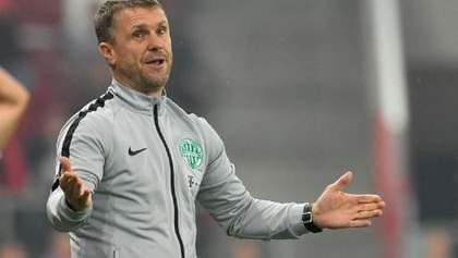 """Ребров – номер один: стали відомі умови, які висунули до тренера у """"Фенербахче"""""""