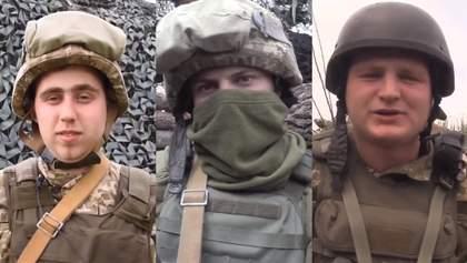 Украинские защитники поздравили своих мам: трогательное видео