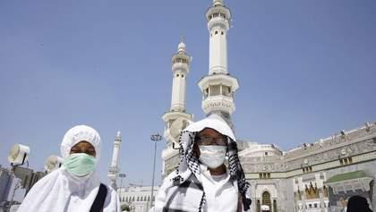 Новий антирекорд: у Саудівській Аравії захворіли майже 2 тисячі людей за добу