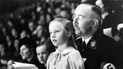 """Черговий конфуз """"побєдобісів"""": у РФ до """"Безсмертного полку"""" записали лідера нацистів Гіммлера"""
