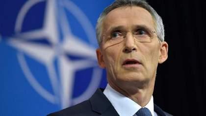 Столтенберг рассказал, до каких пор НАТО будет оставаться ядерным альянсом