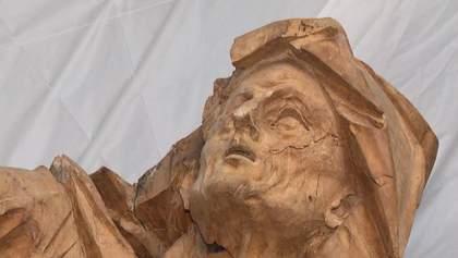 Скульптури Пінзеля у 3D: захопливі кадри створення унікального проєкту