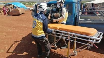 """""""Преступление против человечества"""": Россия и войска Асада бомбят школы, больницы и рынки в Сирии"""