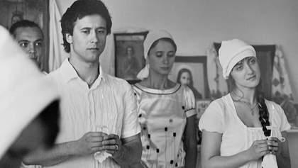 Сергей Бабкин показал архивные фото венчания с женой: впечатляющие кадры