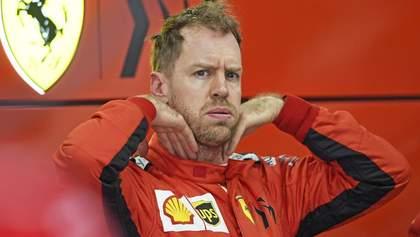 Формула-1: Феттель официально покидает Ferrari