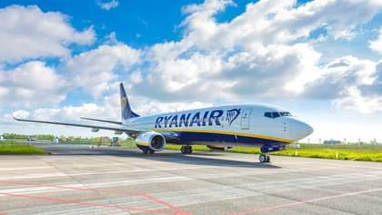Ryanair планує відновити польоти по всій Європі та з України з 1 липня