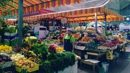 Какие рынки работают в Киеве: полный список