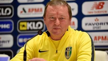 Тренер топ-клуба УПЛ выступил против возобновления сезона