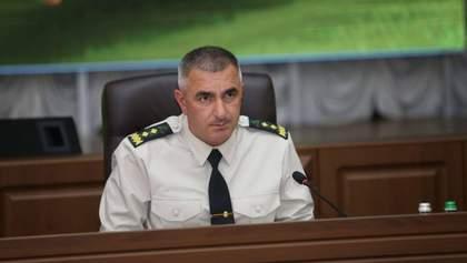 Командующий Нацгвардии Николай Балан оправился от COVID-19