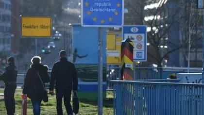 Німеччина відкриває свої кордони, але не для всіх