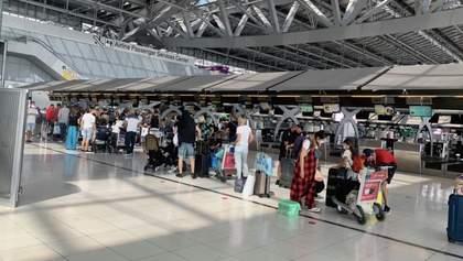 Из Таиланда возвращаются 269 украинцев: о состоянии здоровья ничего неизвестно