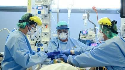 Три области еще не выплатили 300% к зарплатам врачам, которые борются с коронавирусом