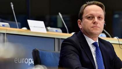 Єврокомісар про 500 мільонів євро допомоги Україні: усе залежить від рішення МВФ