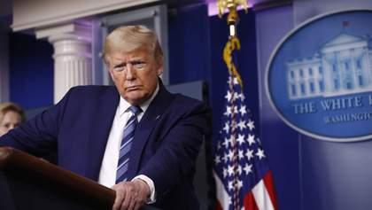 Суд заставил Белый дом предоставить письма Трампа касательно военной помощи Украине