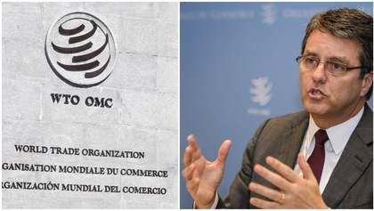 На фоне мирового кризиса глава ВТО объявил о досрочной отставке