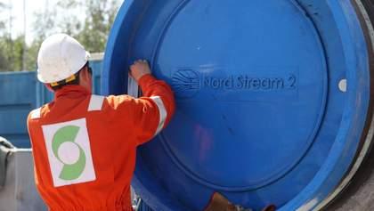 """""""Північний потік-2"""" можна буде заповнити лише наполовину, """"Газпром"""" отримав відмову в Німеччині"""