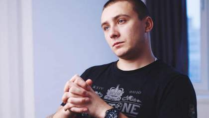 Подозрение нападавшим на Стерненко: что об этом говорит сам активист