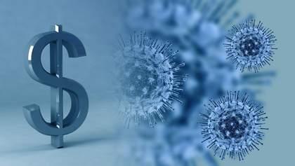 Збитки від коронавірусу можуть коштувати світовій економіці понад 8 трильйонів доларів