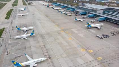 Яких збитків зазнають українські авіакомпанії під час карантину: деталі