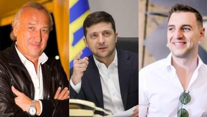 Зеленський зняв санкції з трьох російських бізнесменів: хто вони