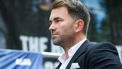 Промоутер Усика хоче організувати боксерські бої у себе в дворі: фото