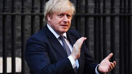 Борис Джонсон считает, что из-за ожирения COVID-19 у него протекал в тяжелой форме