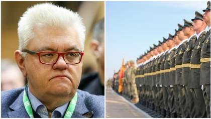 Це ще питання – хто грабував, – Сивохо нагадав про себе скандальною заявою про ЗСУ на Донбасі