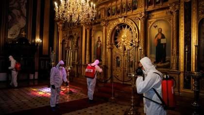 На Хмельниччині заборонили ходити в храми: в монастирі спалах коронавірусу